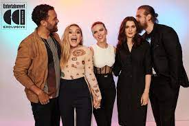 Black Widow' cast ...