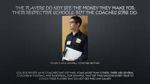 should college athletes be paid essay argumentative essay tips 16 should college athletes be paid essay pics photos should athletes pay essay should college athletes