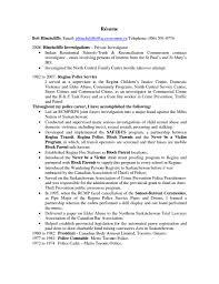 Criminal Investigator Cover Letter Prepasaintdenis Com
