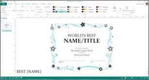 Student Of The Month Certificate Templates Microsoft Certificates Templates Student Of The Month Word
