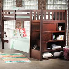 Simmons Bedroom Furniture Simmons Upholstery 3000 Mission Hills Chesnut Twin Over Twin