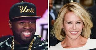 Addressing her proposition, chelsea continued: Chelsea Handler Gives A Shoutout To Ex 50 Cent For Her Hbo Special
