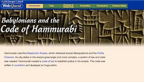 bloomboard using hammurabi s code to engage middle school writers