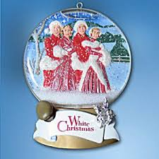 White Christmas: Carlton Movie Snowglobe Ornament 2006 (Image1)