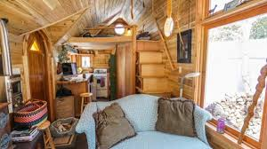 Small Picture Artistic Tiny House Builders Workshop Tour