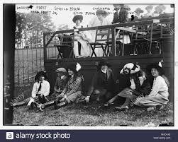 Harriet Pratt, Sheila Byrne, Constance Jennings, Herb Pratt Jr ...