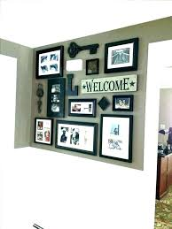 hanging picture frame collage picture frames on wall wall collage hanging photo frame collage