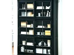 small bookcase with glass doors black bookcase with glass doors black bookcases with doors bookcase glass