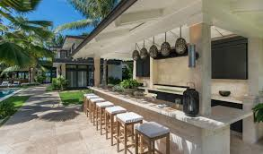 view in gallery house of paradise outdoor wet bar