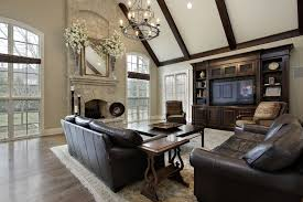 Family Room Leather Sofa Ideas Living Room Astonishing Family Room