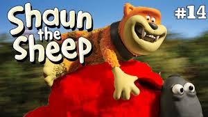 Shaun The Sheep Mèo béo đóng giả báo đốm Những Chú Cừu Thông Minh