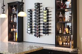 creative wine storage ideas home decor ultra racks design diy closet floor rack with glass holder