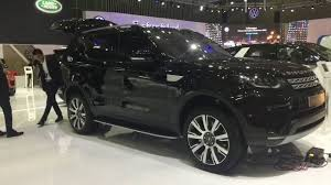 land rover 2018 black. 2018 land rover discovery hse luxury - black color e