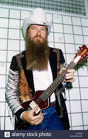 Billy Gibbons High Resolution Stock ...