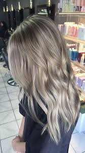 Hair Styles Color Ash Blonde Highlightsash