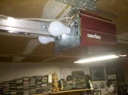 genie garage doorGarage Genie Screw Drive Garage Door Opener  Home Garage Ideas