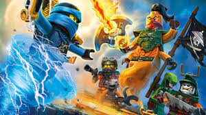 Lego Ninjago 6. évad - HBO GO