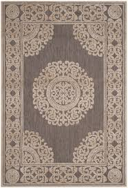 cottage taupe 5 feet 3 inch x 7