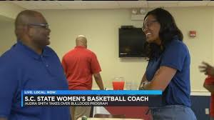 Smith ready for new start as head coach at SC State