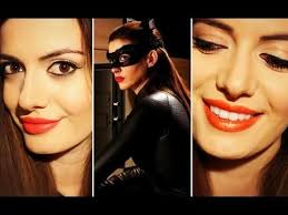 catwoman inspired makeup tutorial e hathaway you