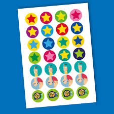 Reward Chart Stickers