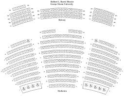 Seating Charts Center For The Arts
