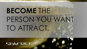 Become the person you want to attract | Seacret, Paraben free products, Seacret direct products