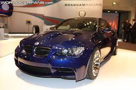 Coupe Series bmw m3 vs m5 : Brabham Racing shows their interpretation of the BMW M5 E60 and ...