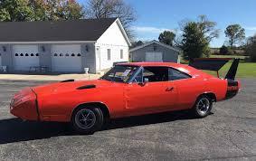 1969 Dodge Charger Daytona Survivor