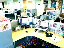 Decorate office cubicle Pinterest Decorated Office Cubicles Work Cubicle Decor Accessories Large Decorating For Cubicle Decor You Can Look Wall Covering Office Ideas Decorated Atnicco Office Cubicle Decor Home Designs Decorated Cubicles Decorating For