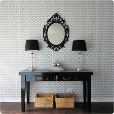 custom removable wallpaper installation by flowerjar