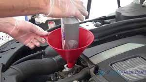 I stopped there and proceeded to fill 8 quarts with the intent to check it never occurred to me that the same engine would have 2 different oil capacities! Why Are Mercedes Oil Changes So Expensive 4 Reasons For The High Prices