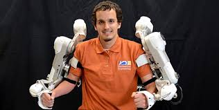 Mechanical Engineering Robots Mechanical Engineering Team Develops Physical Therapy Robot