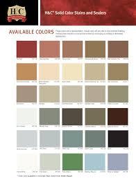 C Color Chart H _ C Solid Color Stain Copy 750x1000 Concrete Texturing