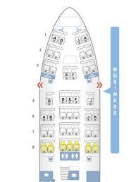 Qantas Boeing 744 Jet Seating Chart Trip Report Qantas 747 400 Business Class San Francisco