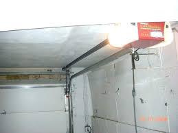 surprising garage door opener installation 16 cost inspiring install home depot style sears