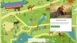 interactive map builder  octophin digital