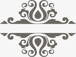European Style Fancy Border European Frame Creative Borders PNG