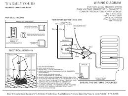 wiring diagram heating systems wiring image wiring floor heat system specifications for environ ii heating mats on wiring diagram heating systems
