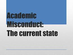 ncaa division i academic hot topics ppt video online  3 academic misconduct the current state