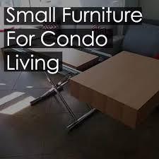 smart furniture design. Small-Furniture-for-Condo-living-blog Smart Furniture Design T