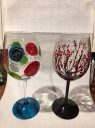 friday night wine gl st charles il paint wine class instructor 28