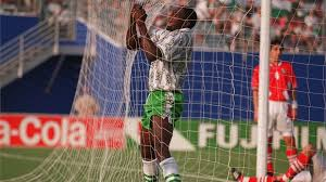 Image result for Nigeria world cup 1994