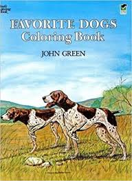 Small Picture Favorite Dogs Coloring Book Soren Robertson John Green