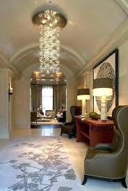 foyer lighting for high ceilings how to clean chandeliers on high ceiling high ceilings chandeliers foyer