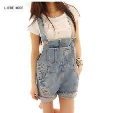 Fashion <b>Brand</b> 2015 Jeans Romper <b>Jumpsuit</b> Overalls For Women ...