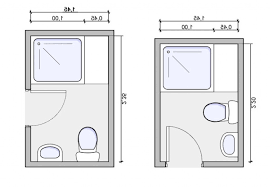 Small Picture Enjoyable Inspiration 6 Small Bathroom Layout Designs Home