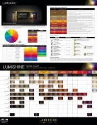 Framesi Framcolor Eclectic Color Chart 2015