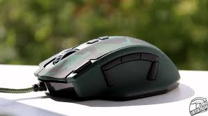 <b>Trust GXT 155C</b> budget LED illuminated gaming mouse