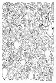 Small Picture Coloring Pages Leaf Shapes Coloring Pages